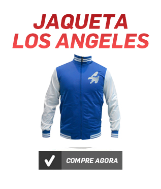 Jaqueta Los Angeles College