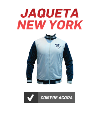 Jaqueta College New York