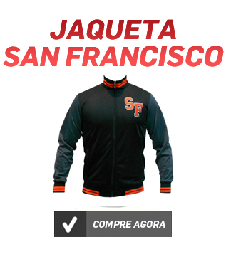 Jaqueta College San Francisco