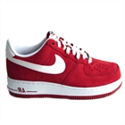 Tenis Nike Air Force 1 Red & White