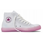 Tenis Converse All Star CT AS Bright Hi White & Pink