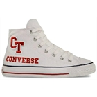 Tenis Converse All Star CT AS Print College Hi White