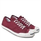 Tenis Converse Jack Purcell LP Leather Ox Vinho