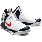 Tenis Nike Air Max Hyperaggressor White & Red