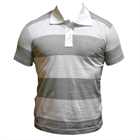 Camiseta Polo Grey