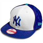 Bon� New Era New York Tri Block Snap - NY Snapback