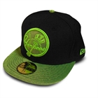 Bon� New Era New York Black & Green