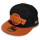 Bon� New Era San Francisco Black & Orange