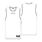Camiseta Regata AND1 Tank Top Depree